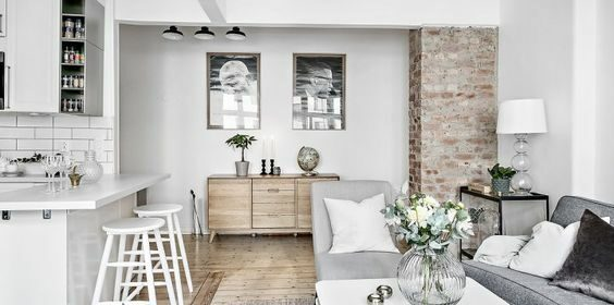 Como decorar un piso pequeño