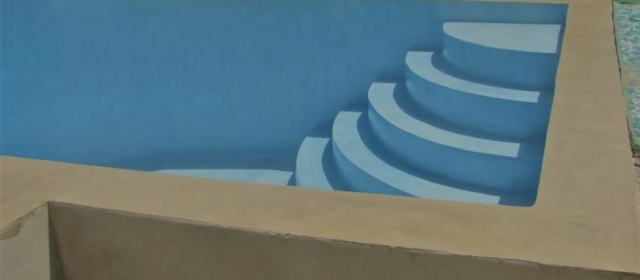Como construir tu piscina de microcemento